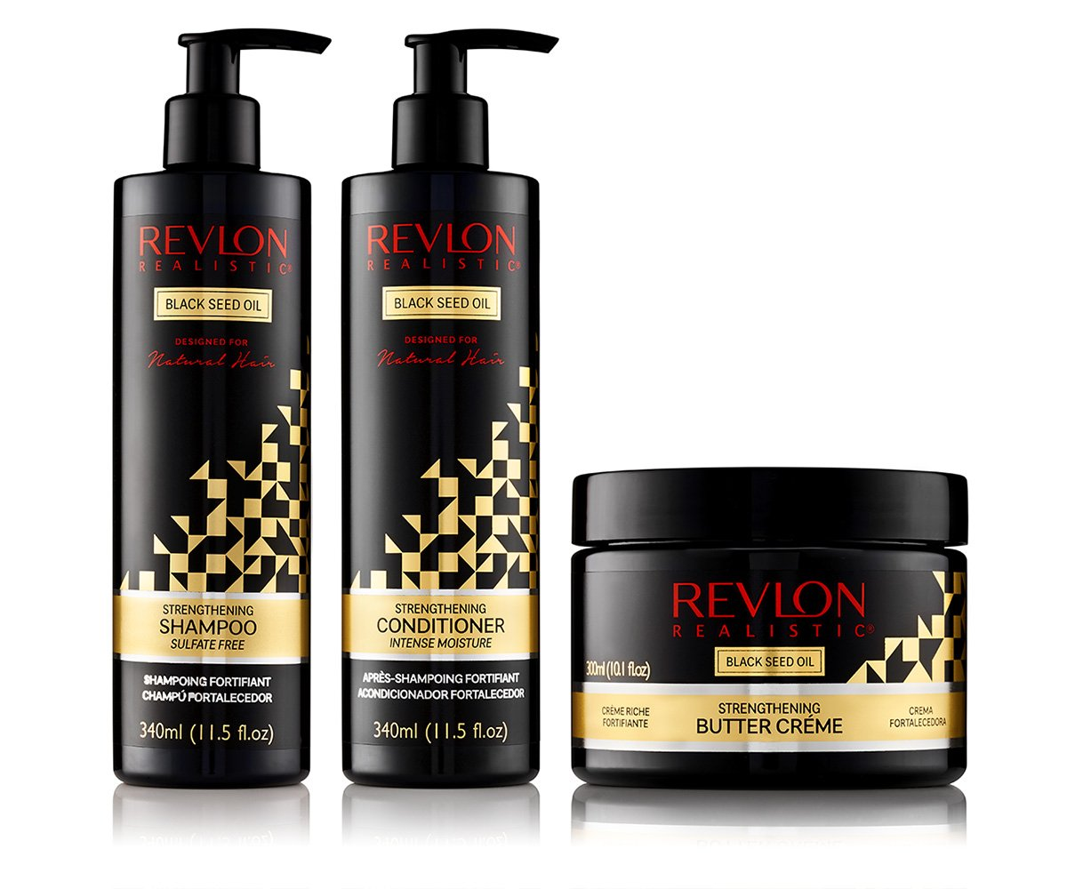 Natural hair products with Black Seed Oil | Revlon ...
